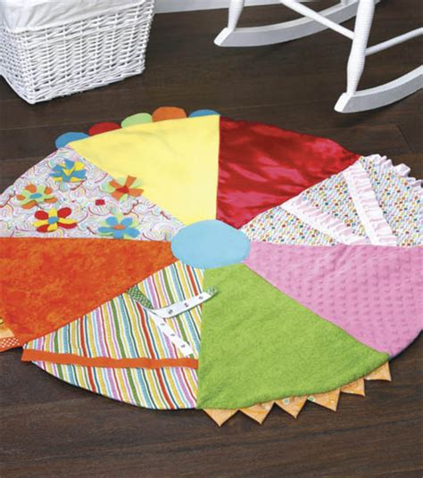Make A Mat by Craftdrawer Crafts How To Make A Textured Play Mat For