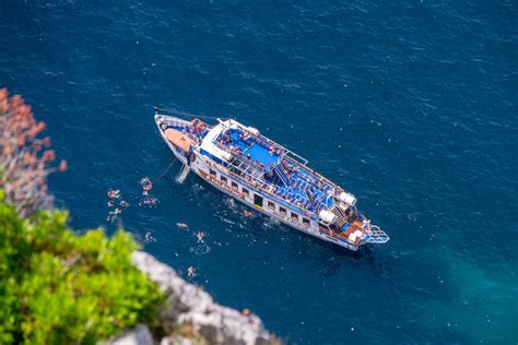 boat tour from positano boat tours and trips to capri from positano and amalfi