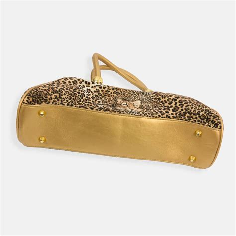 Handmade Handbags For Sale - butler and wilson leopard handbag for sale at 1stdibs