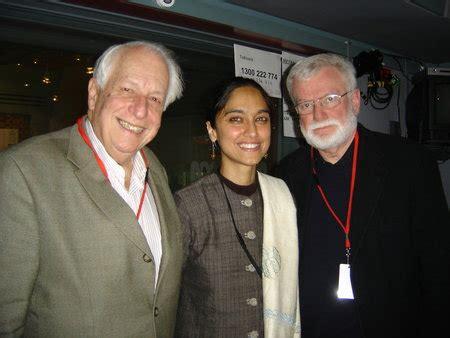 biography of leela gandhi dr leela gandhi and professor gustav nossal abc