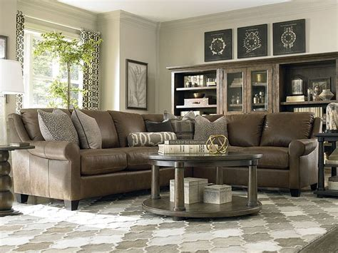 Living Room Sets Bassett 1000 Ideas About Leather Sofas On Leather