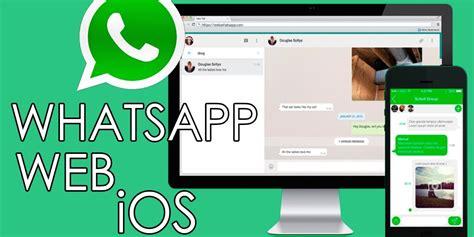 ios 8 3 jailbreak c 243 mo usar whatsapp web en un ipad o varios dispositivos