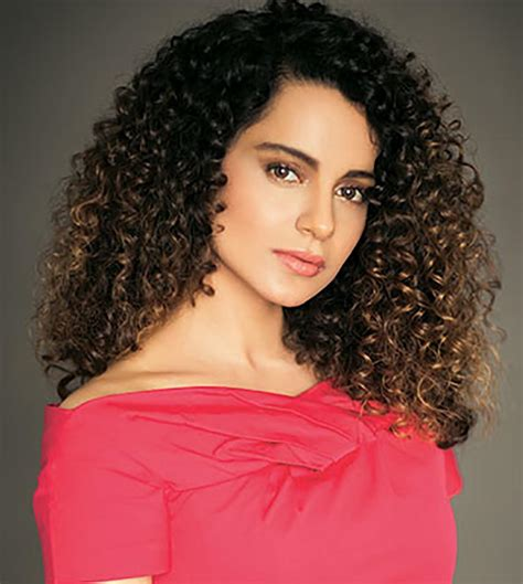 indian kangana ranaut curly hairstyles new hairstyles