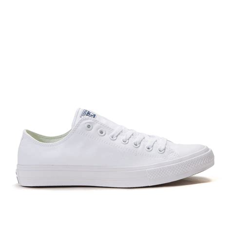 Converse Chuck Ox converse chuck ii ox white 150154c