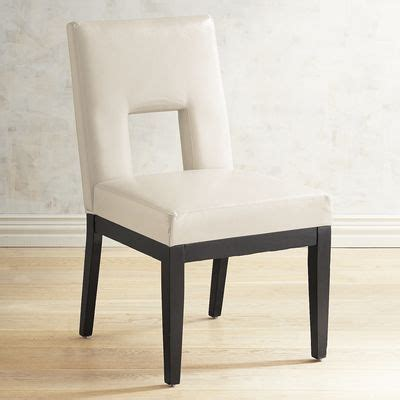 pier one dining room chairs bal harbor dining chair ivory pier 1 imports