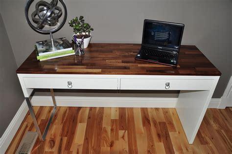 ikea micke desk hack micke desk tuned to high end ikea hackers