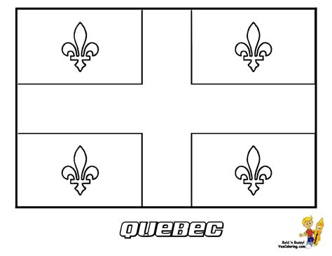 coloring pages quebec coloring page canadian flag apexwallpapers com