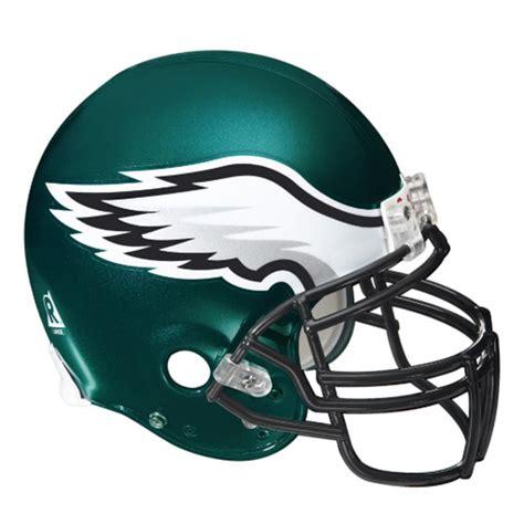 helmet clip philadelphia eagles helmet clip free image