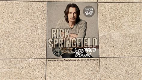 rick springfield fan club website rick springfield official web site of songwriter