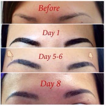 perfection 3d eyebrows 85 photos amp 68 reviews makeup