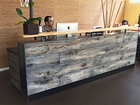 best 25 front desk ideas on reception counter