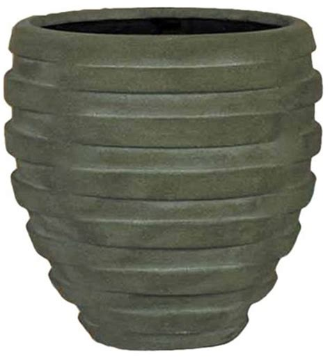 Large Grey Planters Modern Grey Planter Pot Large Contemporary Indoor