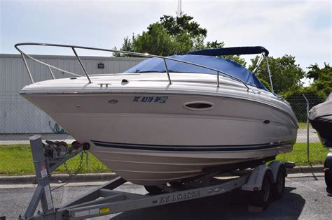 sea ray 225 weekender boats for sale 2003 used sea ray 225 weekender cruiser boat for sale