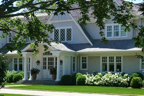 front yard landscaping with hydrangeas htons garden boxwood and annabelle hydrangea simple
