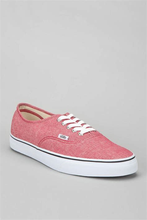 outfitters mens sneakers outfitters authentic chambray mens sneaker in