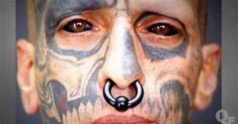 eyeball tattoo artist brazilian man has eyeballs tattooed black i cried ink