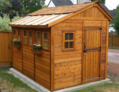 metal sheds  sale ideas  pinterest man