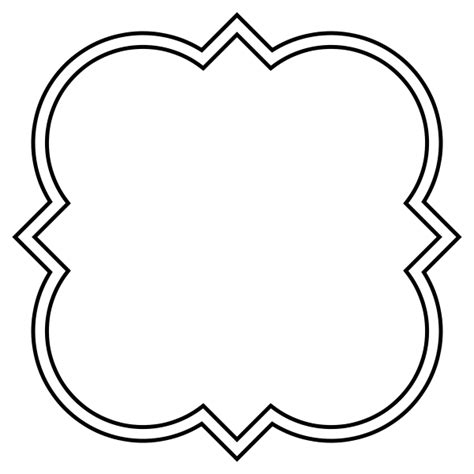 fancy card shape template the fancy shape 99 invisible