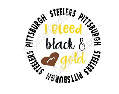 pittsburgh steelers logo google search silhouette steelers svg etsy studio