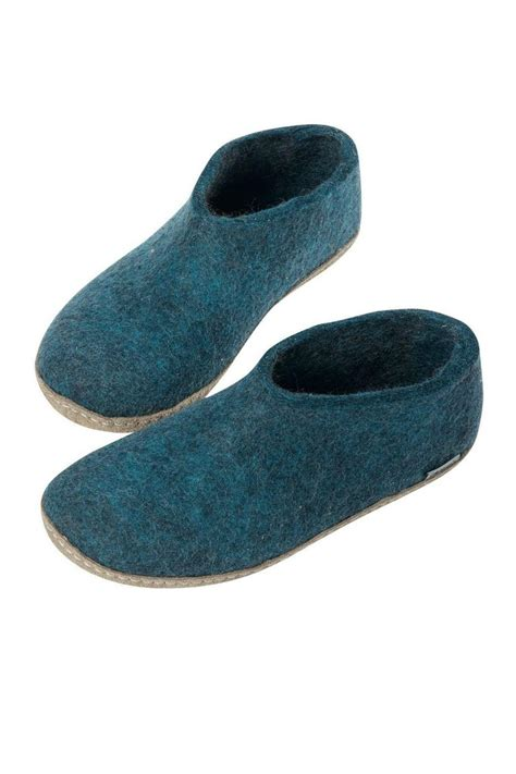 woolen slippers glerups wool slippers from toronto by trove shoptiques