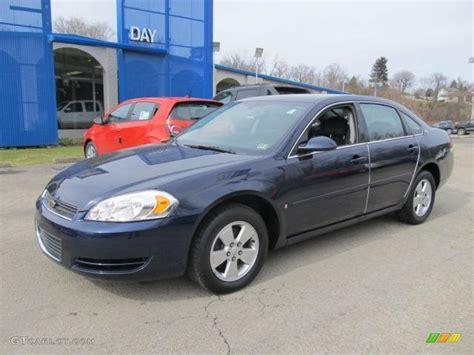 2008 imperial blue metallic chevrolet impala lt 61761237 gtcarlot car color galleries