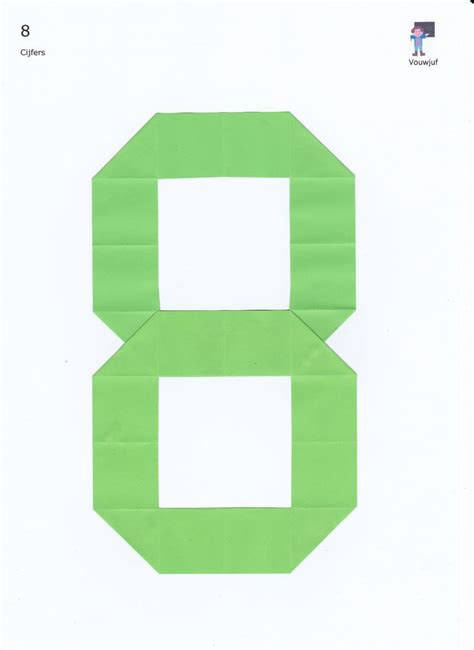 Maths Origami - 117 best images about vouwen on