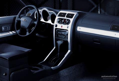 2005 Nissan Xterra Interior by Nissan Xterra 2002 2003 2004 2005 Autoevolution
