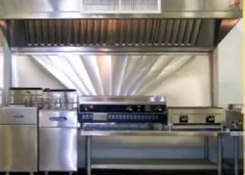 Restaurant Kitchen Exhaust Hoods, Commercial Exhaust Systems