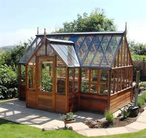 Green Small House Plans by One Stylish Greenhouse Tiny House Pins
