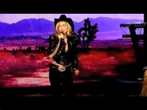 Madonnas Televised Appearance madonna don t tell me canal tv show 2000