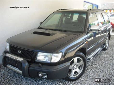 1999 Subaru Forester Turbo 4x4 Offroad Air Leather
