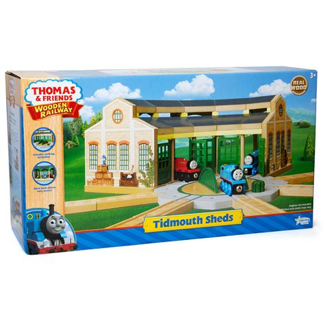 Tidmouth Sheds Trackmaster by Friends Tidmouth Sheds