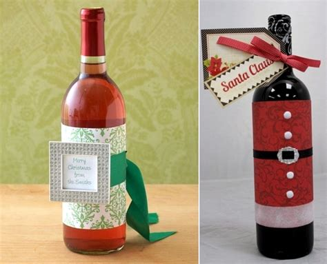 creative wine bottles packaging for christmas a great