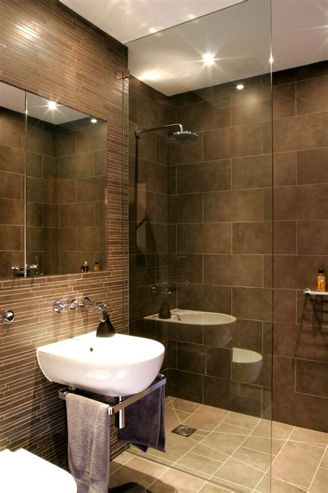 Modern Brown Bathroom Ideas 23 Brown Bathroom Designs Decorating Ideas Design
