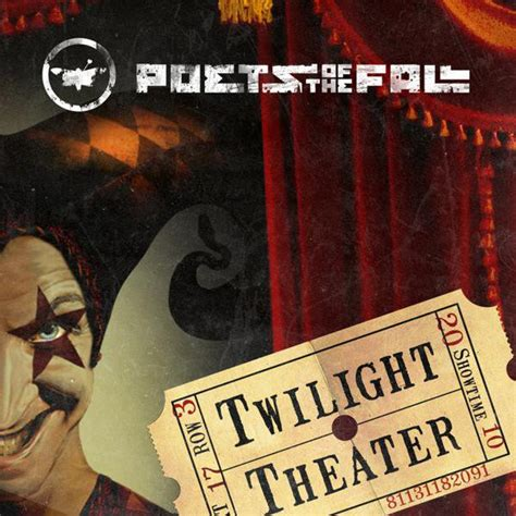 poets   fall twilight theater cd album discogs
