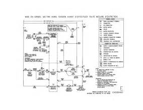 wiring diagram diagram parts list for model 41798052700 kenmore parts dryer parts
