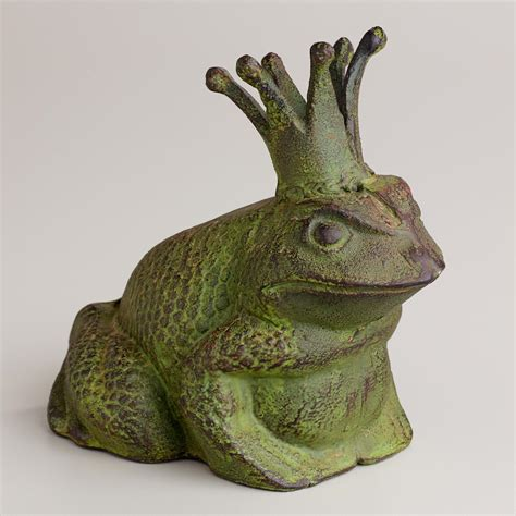 Frog Decor by Cast Iron Frog Decor World Market