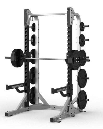 Hammer Strength Half Rack   At home gym, Home gym