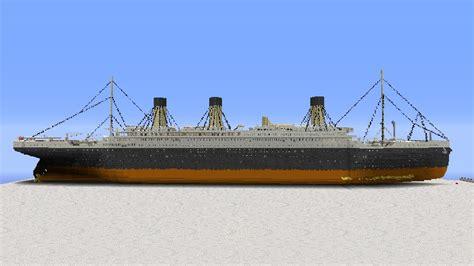 Mit Freundlichen Grüßen Zeitgemäß raise the titanic real cwsl projekt minecraft project
