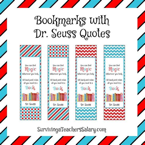 free printable lorax bookmarks 76 best dr seuss activities images on pinterest dr