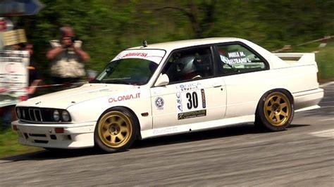 bmw m3 rally prodrive bmw m3 e30 rally gr a sound youtube