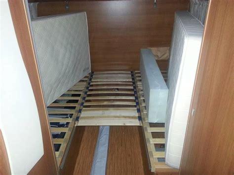 einzelbetten zur liegewiese umbauen wohnwagenforum