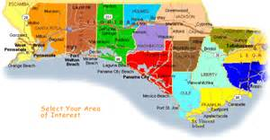 map of emerald coast florida emerald coast pros site map