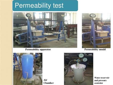 the effect of rise husk ash on strength and permeability