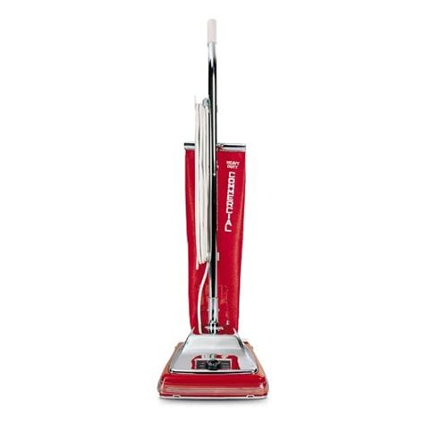 Commercial Vaccum sanitaire sc886 commercial upright vacuum cleaner 12 quot superior home systems