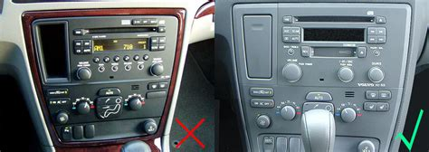 airbag deployment 2002 volvo s60 navigation system volvo s60 v70 aftermarket gps navigation dvd car stereo 2001 2004