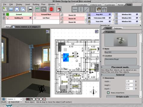 3d home design software ipad 3d floor plan software for ipad iphone screenshot 1 3d