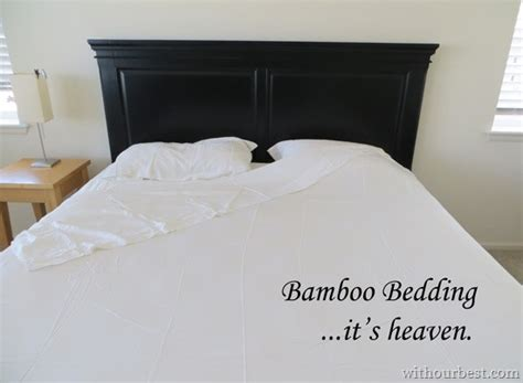 bed sheets review you haven t felt comfort until you ve tried bamboo bedding