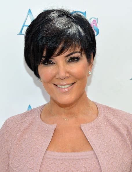 kris jenner pixie kris jenner short hairstyles lookbook kris jenner short cut with bangs kris jenner short