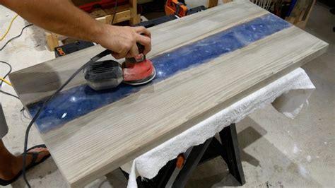 epoxy resin river table pahjo designs